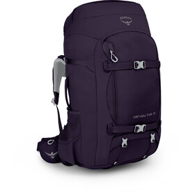 Osprey Fairview Trek 70 Rygsæk Damer, amulet purple